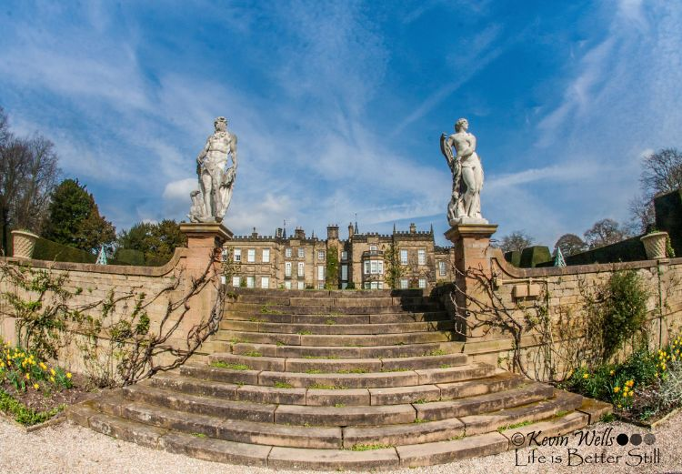 Renishaw Hall Derbyshire 2015