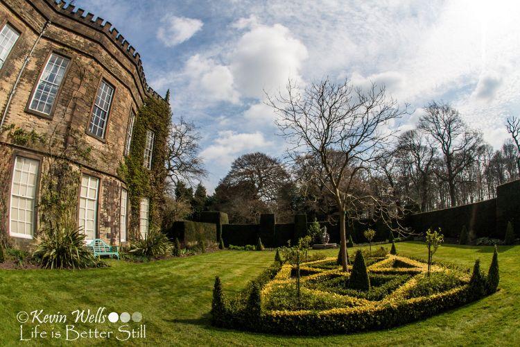 Renishaw Hall Derbyshire 2015