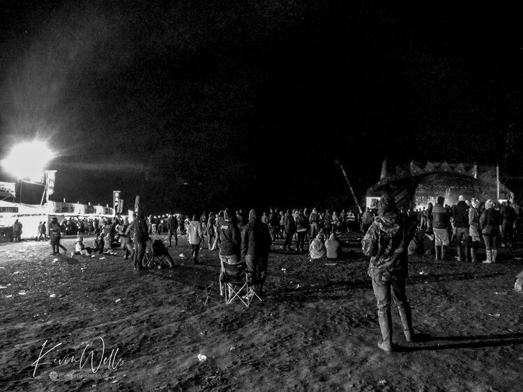Polkadodge  at Mosborough Music festival 2014