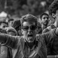 Tramlines Festival Crowd 2014