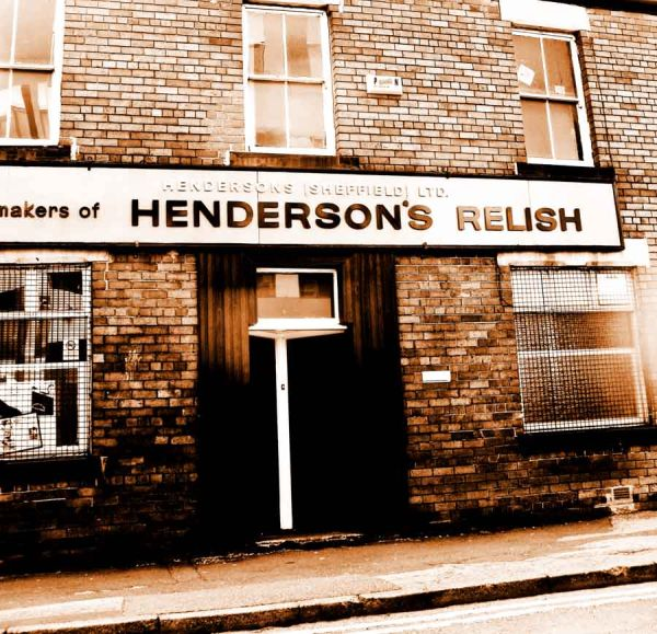 Hendo's The taste of Sheffield