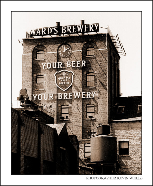 Wards Brewery on Ecclesall Road sheffield