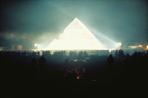 'Pyramid Stage of Light'