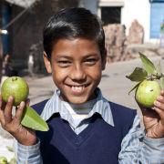 Boy, Rishikesh, India