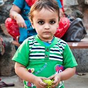 Boy, India