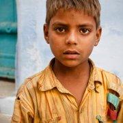 Boy, Pushkar, India