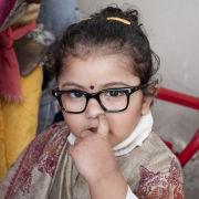 Girl, Chandigarh, India