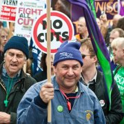 TUC March for the Alternative, London