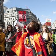 Million Women Rise march, London