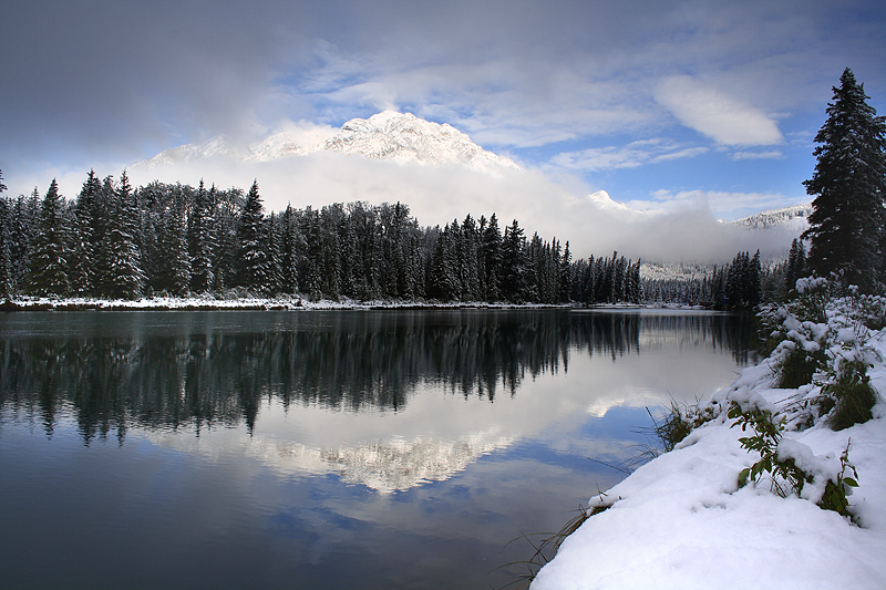 Bow River - Banff National Park