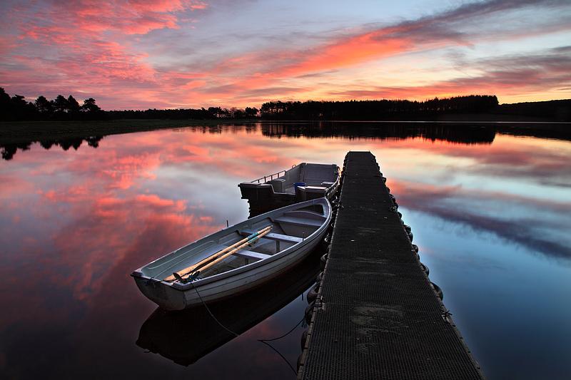 Lockwood Beck Sunrise