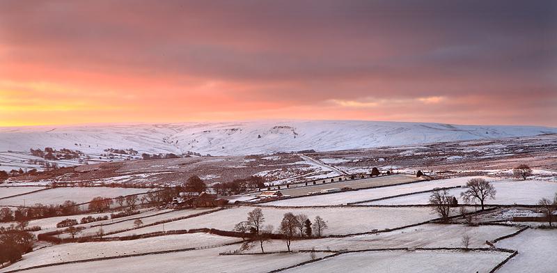 Commondale Winter Dawn