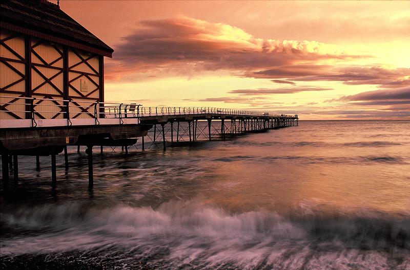 Pier Dawn 3