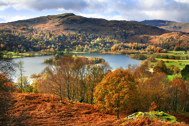 Grasmere Autumn 1