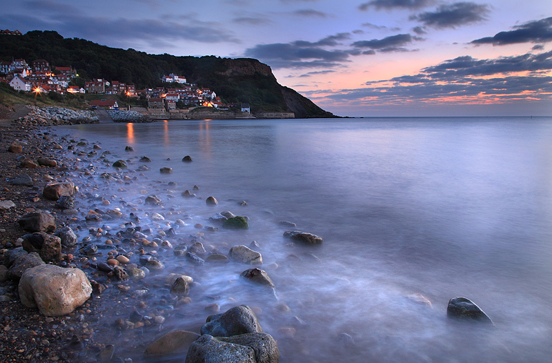 Runswick Bay Dawn