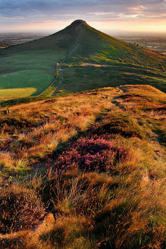 Roseberry Evening Light