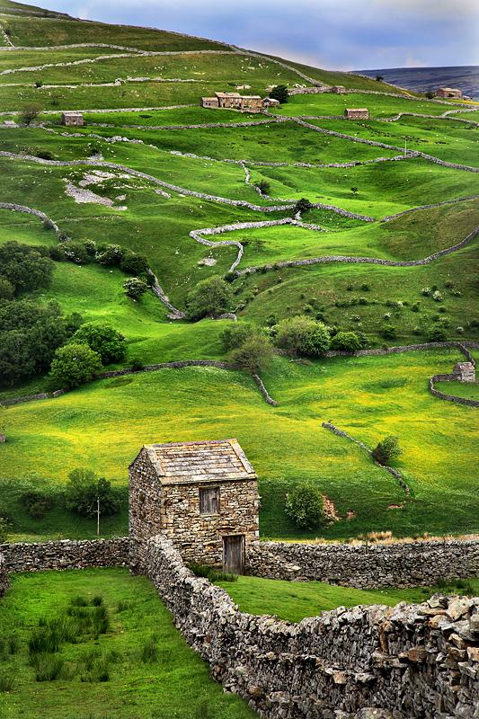 Walls and Barns