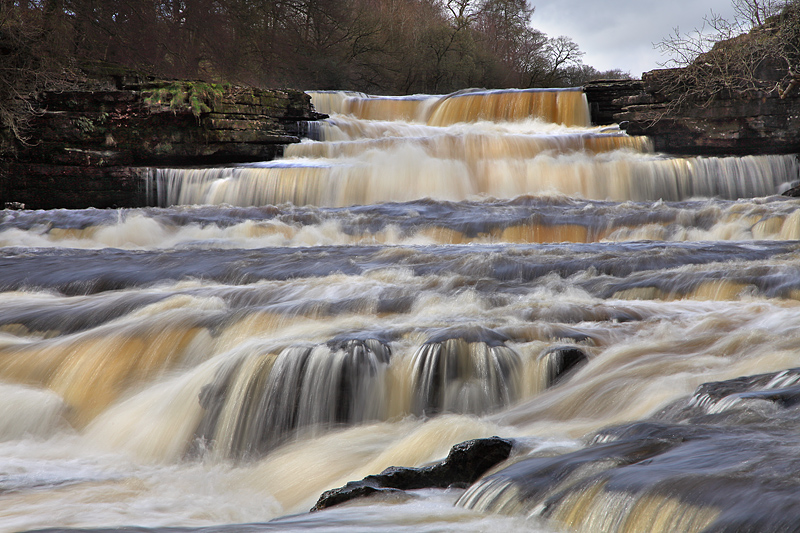 Aysgarth Lower Falls 4