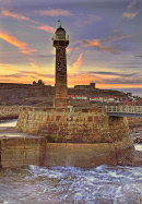 Winter Dawn Whitby