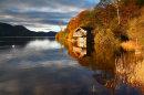 Ullswater Boathouse Dawn 1
