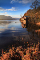 Ullswater Boathouse Dawn 2