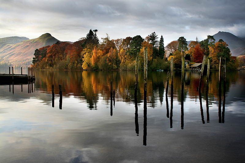 Catbells Autumn Reflections