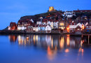 Whitby Night Lights
