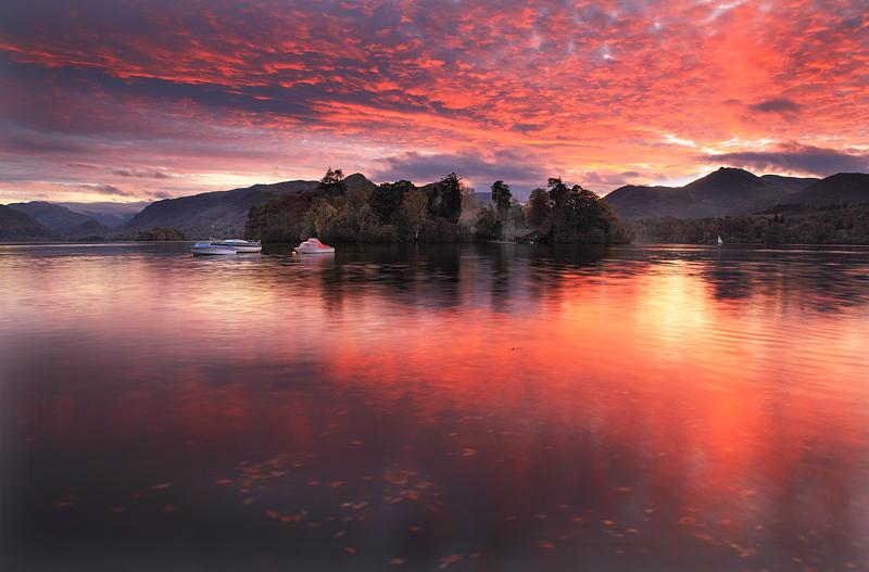 Catbells Sunset 5