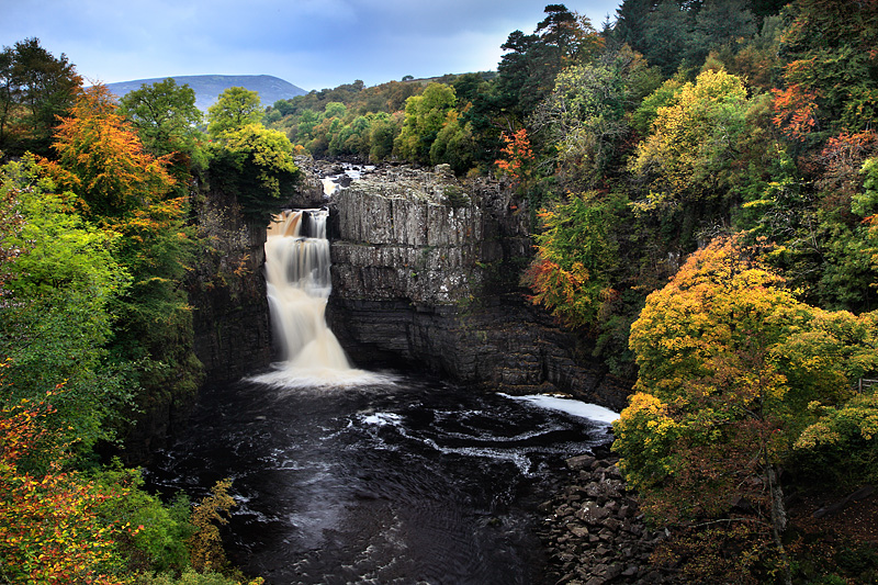 High Force Autumn 2