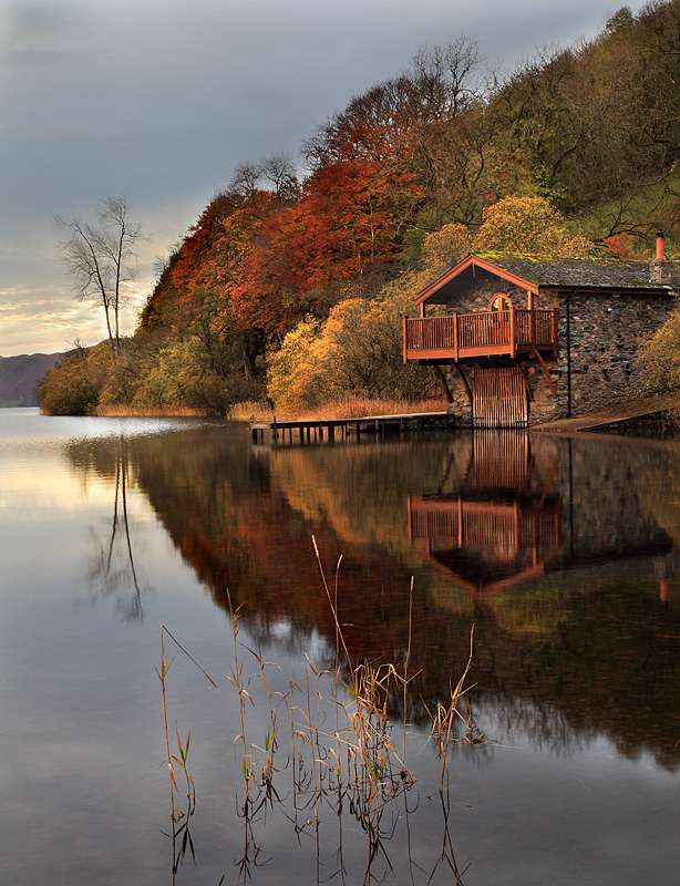Ullswater Boathouse 1