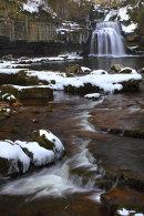 West Burton Falls - Winter 1
