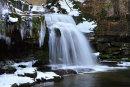 West Burton Falls - Winter 2
