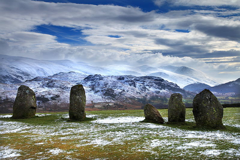 Castlerigg Winter 2