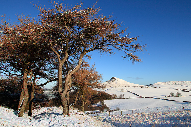 Roseberry Winter View 1