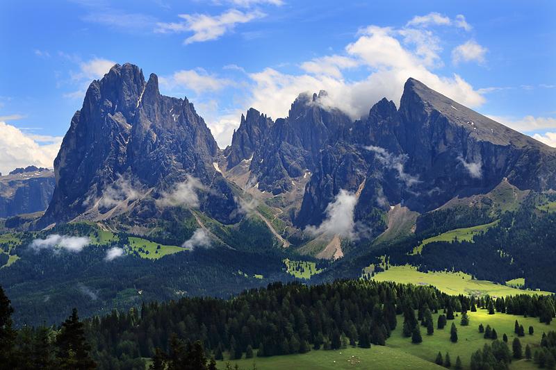 Sassolungo - Dolomites