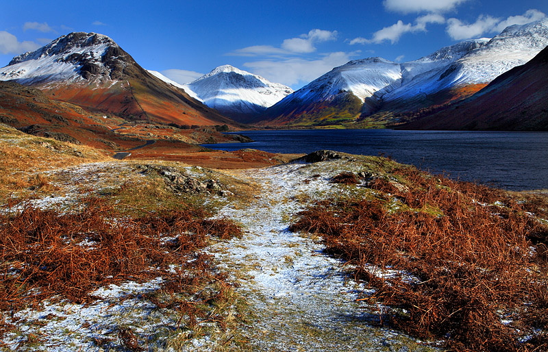 Wasdale Winter