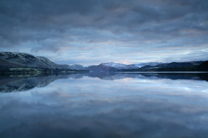 Ullswater Winter Reflections