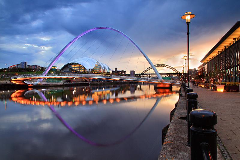 Quayside Newcastle
