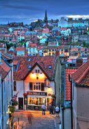 Whitby Twilight