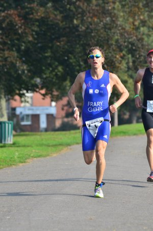 GB triathlete Jono Frary helps athletes excel