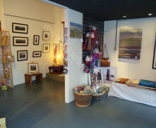 Silver Yard Gallery