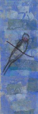 """Bird on a Wire"" by Jan Hicks"