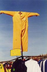 Yellow Boiler Suit, 2001