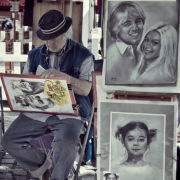 French Caricaturist