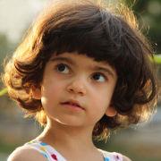 Backlit Portrait