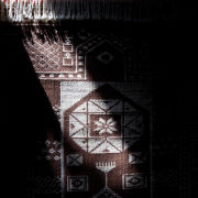 Ray of Light on the Kilim