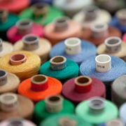 Colorful Thread Reels