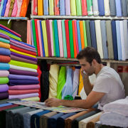 Among Fabrics