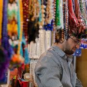 Among Beads