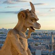 Gargoyle of Notre Dame